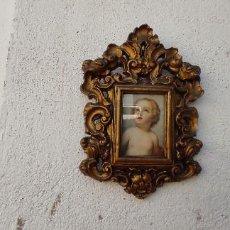 Antigüedades: MARCO TERRACOTA. Lote 285592613