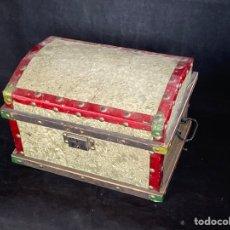 Antigüedades: ANTIGUO BAÚL. Lote 286053658