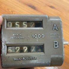 Antigüedades: CUENTA VUELTAS. Lote 286354223