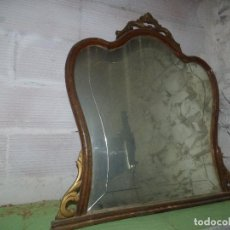 Antigüedades: ESPEJO DE MADERA,ANTIGUO.. Lote 286434913