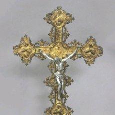 Antigüedades: CRUZ DE ALTAR, ITALIA SIGLO XVI. Lote 286479028