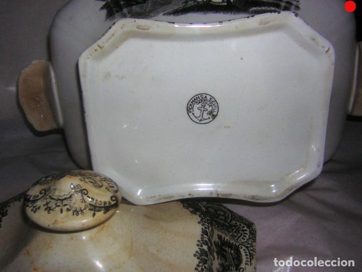 Antigüedades: SOPERA DE PICKMAN LA CARTUJA - Foto 7 - 286519023