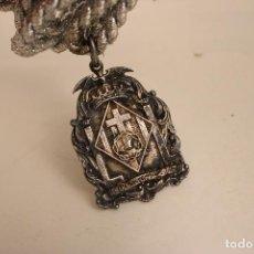 Antiquités: SEMANA SANTA VALENCIA, MEDALLA CON CORDON DE LA SEMANA SANTA MARINERA. Lote 286597743