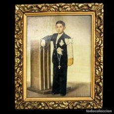 Antigüedades: ANTIGUO MARCO.. Lote 286683758