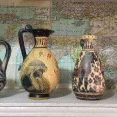 Antiquités: VARIAS VASIJAS DE CERÁMICA GRIEGA. Lote 275588893