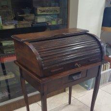 Antigüedades: PRECIOSO MUEBLE SECRETER ANTIGUO. Lote 286980743