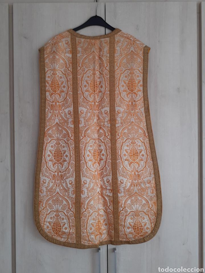 Antigüedades: Casulla - Foto 3 - 287004658