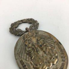 Antigüedades: MEDALLA HERMANDAD S. COSME Y S. DAMIAN. Lote 287005618