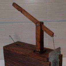 Antigüedades: ANTIGUA TRAMPA PARA RATAS , RATERA. Lote 287059578