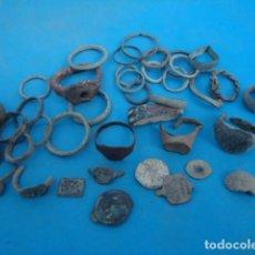 Antiguidades: GRAN LOTE DE ANILLOS Y ENTALLES .. Lote 287356063