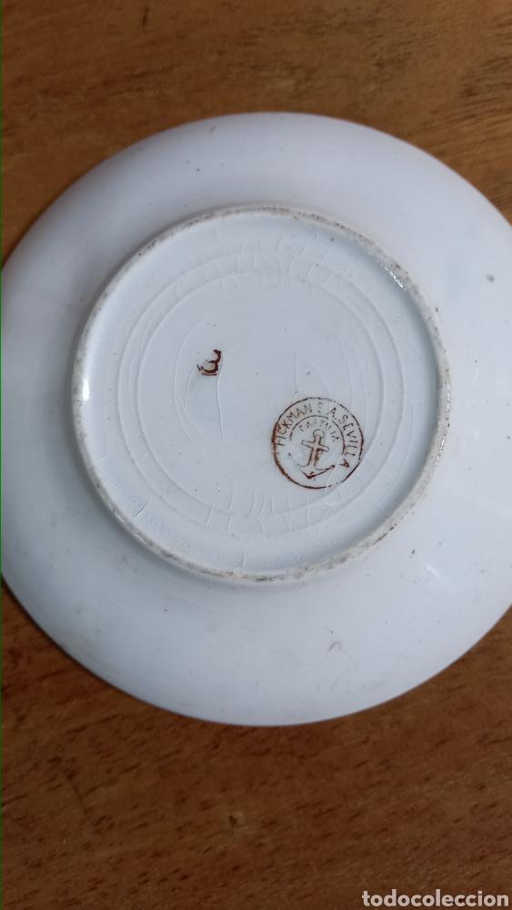 Antigüedades: Antiguo pocillo de Pickman - Foto 4 - 287369513