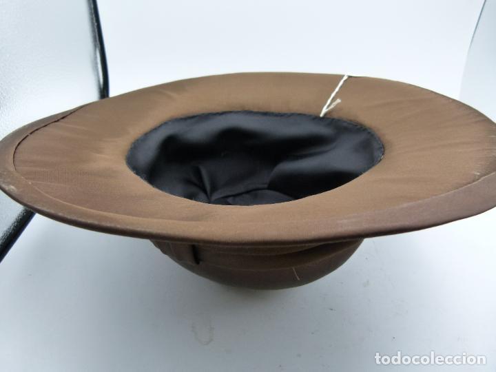Antigüedades: Sombrero de mujer - Foto 4 - 287452643