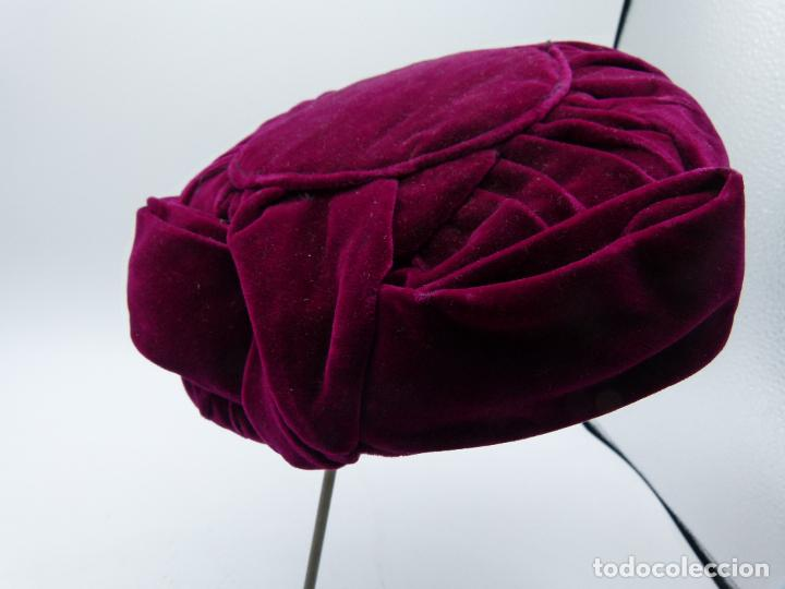 Antigüedades: Sombrero de mujer - Foto 5 - 287454448