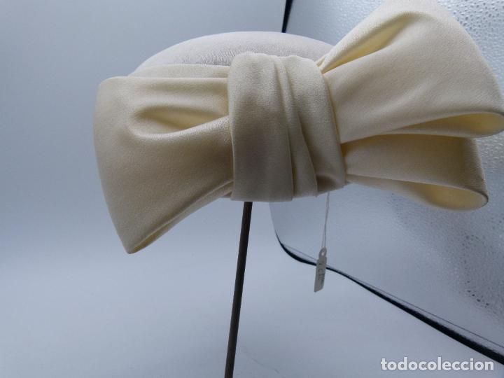 Antigüedades: Sombrero de mujer - Foto 2 - 287454663