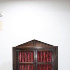 Antigüedades: MUEBLE ANTIGUO ALACENA SIGLO XVIII. Lote 287458573