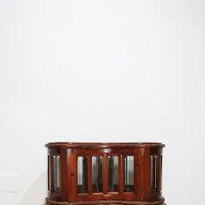 Antigüedades: MUEBLE ANTIGUO LICORERA O BOTELLERO. Lote 287459343