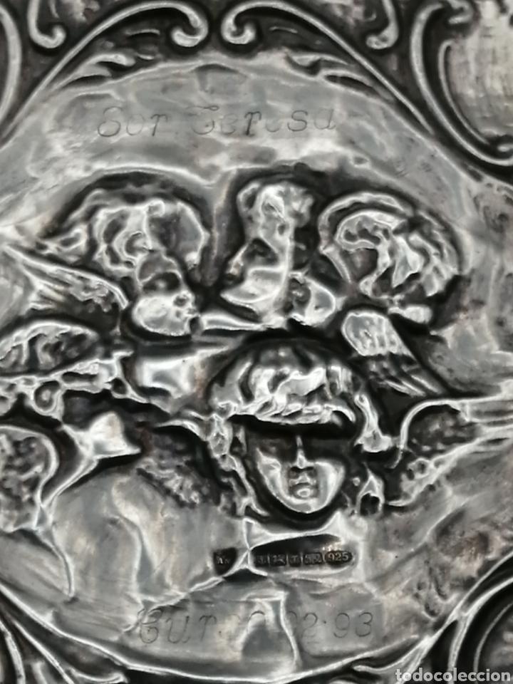 Antigüedades: Querubines. Relieve en plata de ley. Birmingham, Reino Unido - Foto 4 - 287462253