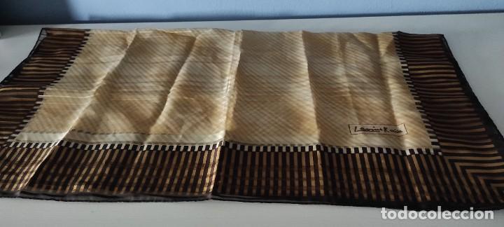 PAÑUELO DE CUELLO - LAVINS KAIA (Antigüedades - Moda - Pañuelos Antiguos)