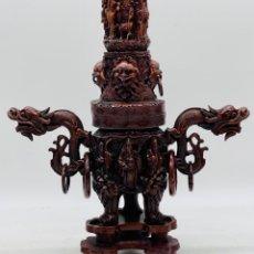 Antigüedades: ESCULTURA JAPONESA. Lote 287617198