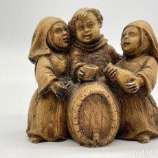 Antigüedades: FIGURA DE SAN FRANCISCO DE ASIS - AÑOS 90. Lote 287628333