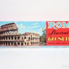 Oggetti Antichi: SOUVENIR ROMA 60 DIAPOSITIVAS. Lote 287659043