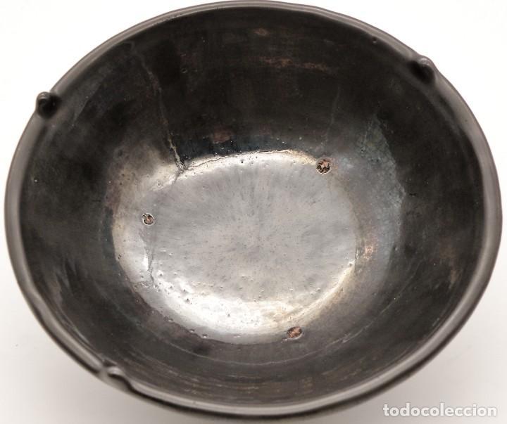 Antigüedades: CUENCO DE CERÁMICA DE TITO (ÚBEDA) - Foto 3 - 287740413