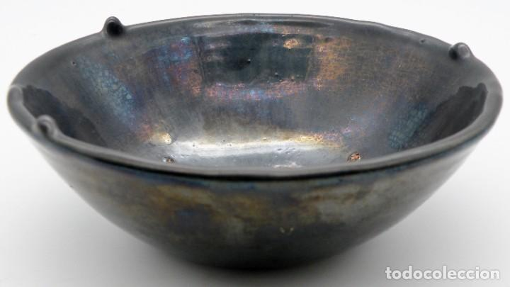 Antigüedades: CUENCO DE CERÁMICA DE TITO (ÚBEDA) - Foto 5 - 287740413