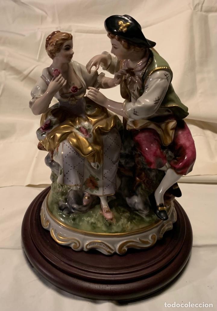 PORCELANA ANTIGUA (Antigüedades - Porcelana y Cerámica - Francesa - Limoges)
