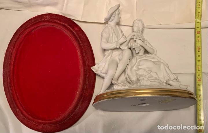 Antigüedades: Porcelana antigua blanca - Foto 2 - 287747058