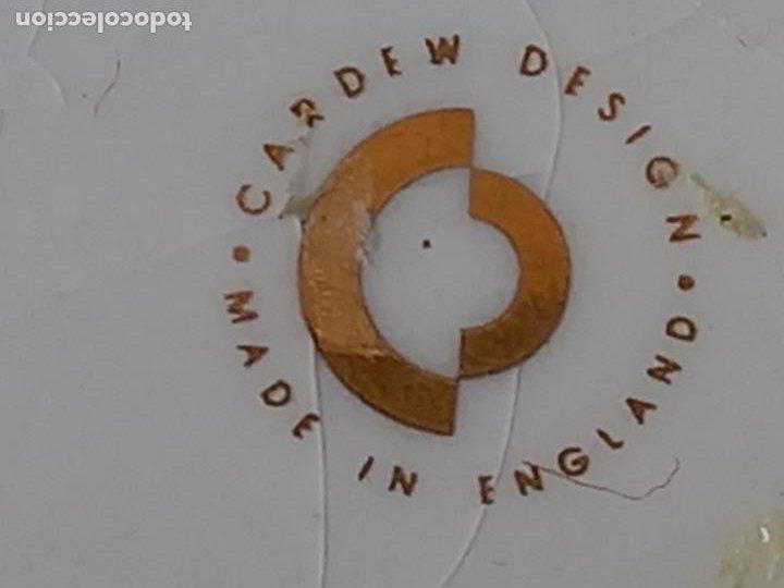 Antigüedades: PIEZA PUBLICITARIA EN PORCELANA INGLESA. - Foto 11 - 287749948