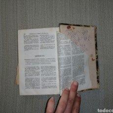 Antigüedades: LA SAGRADA BIBLIA TESORO DE AUTORES ILUSTRES. Lote 287815453