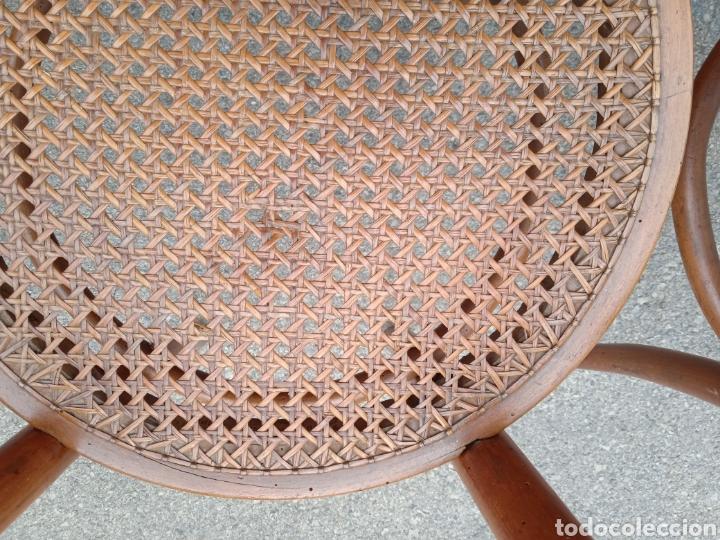 Antigüedades: 8 sillas tipo tonet - Foto 7 - 287875558