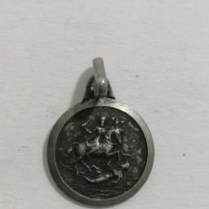 Antigüedades: MEDALLA SANTIAGO APOSTOL, MEDIDAS 12 MM. Lote 287897913