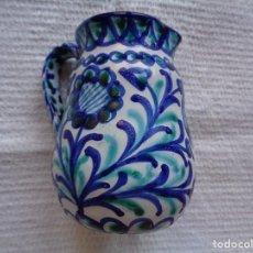 Antigüedades: JARRA DE CERÁMICA ÁRABE SAN ISIDRO, DE GRANADA. 12 CM.. Lote 287949548