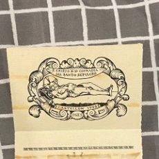 Antigüedades: ESTAMPA SANTO SEPULCRO 1928. Lote 287958943