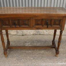 Antigüedades: RECIBIDOR DE ENTRADA CASTELLANO. Lote 287976873
