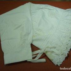 Antigüedades: FALDA ANTIGUA. Lote 288005783