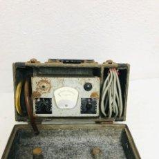 Antigüedades: REPARADOR DE RADIO. RILO-DETEKTOR. Lote 288031948