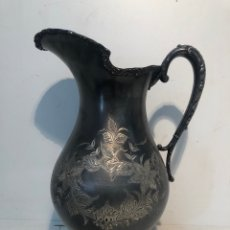 Antigüedades: ANTIGUA JARRA MARCA HOMAN MFG COMPANY, MADE IN USA.. Lote 288038358