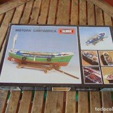 Antigüedades: KIT, TALHOER MOTORA CANTABRICA ,MODELISMO PARA MONTAR. Lote 288044713