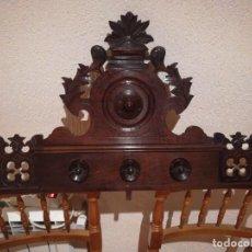 Antigüedades: COPETE DE ARMARIO ALFONSINO. Lote 288051033