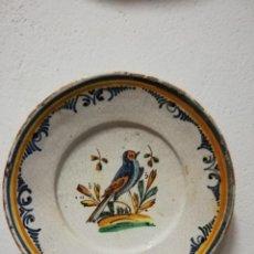 Antigüedades: PLATO DE CERÁMICA CATALÁN S. XIX. Lote 288054873
