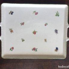 Antigüedades: BANDEJA DE SAN CLAUDIO. Lote 288068603