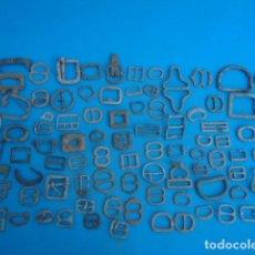 Antigüedades: GRAN COLECCION DE HEBILLAS DE TODAS LAS EPOCAS .. Lote 288072618