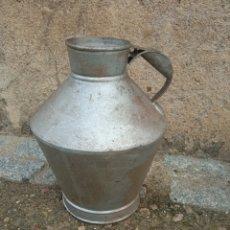 Antigüedades: CANTARA ANTIGUA DE LATA.. Lote 288076433