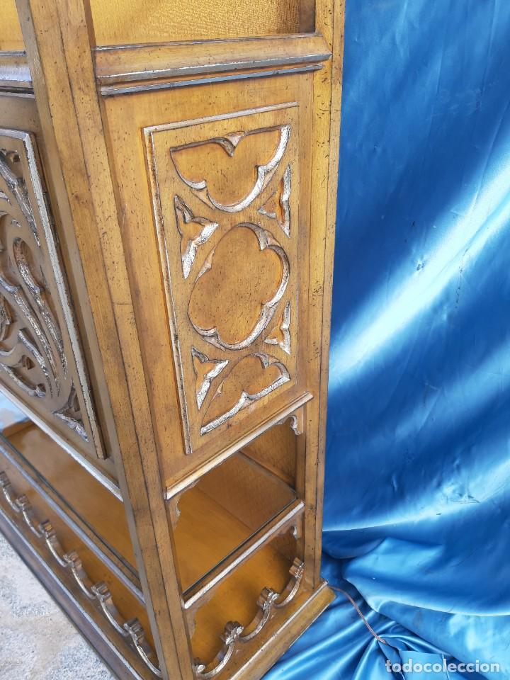 Antigüedades: Vitrina - Foto 3 - 288136083