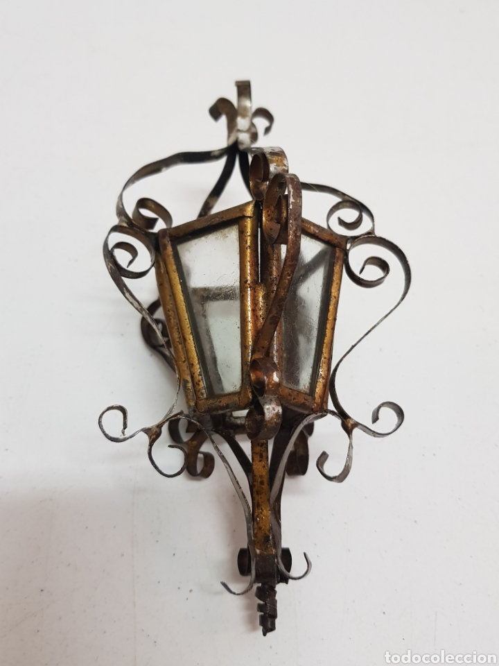 Antigüedades: Farolillo pequeño - Foto 4 - 288154983