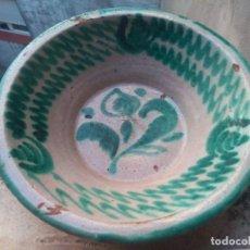 Antigüedades: TREMENDA FAJALAUZA MUY ANTIGUA SIGLO XIX DE UNA COLECCIÓN. Lote 288191353
