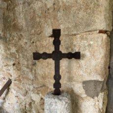 Antigüedades: CRUZ DE LINDE O DE TERMINO, ALTA EPOCA. Lote 288202038
