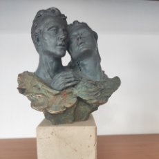 Antigüedades: ESCULTURA DE BRONCE. Lote 288208903